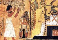Какие правила должны были соблюдать египетские мастера?