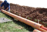 Зачем канализационные и водопроводные трубы зарывают в землю на значительную глубину?