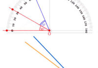 Как сравнить два угла? «Геометрия»