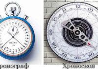 Каким прибором измеряют время?