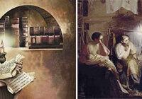 Чем произведения древнерусской литературы похожи на фольклорные тексты?