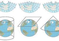 Зачем необходимо разнообразие картографических проекций?