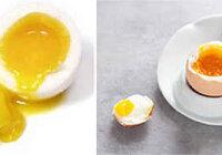 Сколько варить яйцо всмятку после закипания воды?