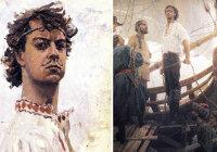О каком историческом эпизоде царствования Петра I рассказано в песне?