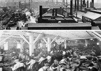 Какие условия сделали возможной победу промышленной революции?