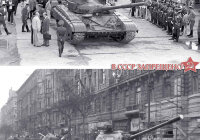 Фотографии подавления восстания в Венгрии, запрещенные СССР