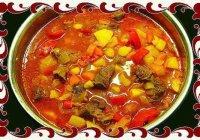 Рецепт Харчо по-Кавказски