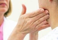 Воспаление лимфоузлов на шее. Увеличены, воспалились лимфоузлы на шее.