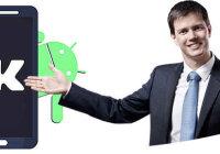Как восстановить переписку в ВК после удаления через телефон Андроид?