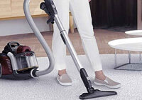 Какая мощность должна быть у пылесоса, чтобы он хорошо всасывал пыль?