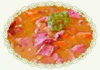Рецепты супа Харчо с горохом
