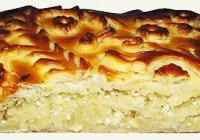 Пирог с капустой для ленивых. Рецепты ленивого пирога.