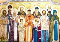 Жития каких русских святых ты знаешь?