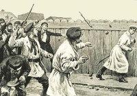 """Как нарастает гнев и возмущение крепостных крестьян? """"Дубровский"""""""
