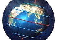 Непосредственной причиной возникновения поясов атмосферного давления является?