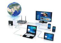 Что входит в технические средства компьютерных сетей?