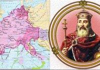 Карл Великий называл свое государство «восстановленная империя». Почему?