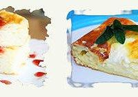 Рецепты диетической запеканки из творога для похудения