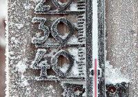 Почему для измерения температуры наружного воздуха в холодных районах применяют термометры со спиртом, а не с ртутью?