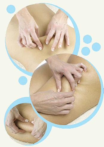 Антицеллюлитный массаж в домашних условиях.