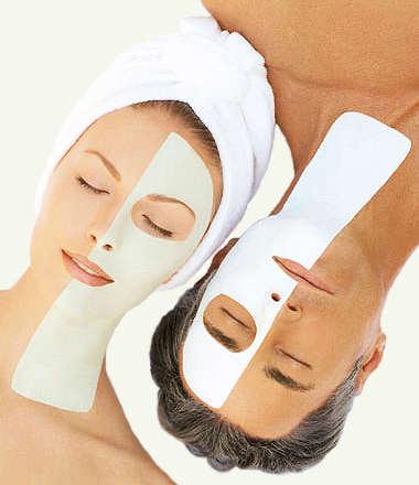 Для лица в домашних условиях маски