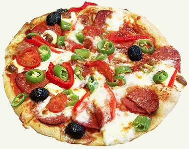 Пицца домашняя, рецепт приготовления.