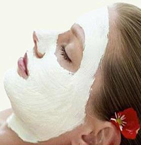 Глубоко очищающая маска для лица дома