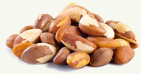 Бразильский орех.