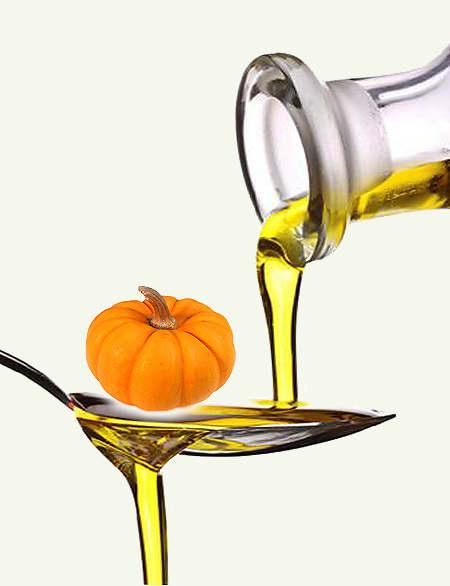 тыквенное масло от паразитов
