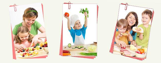 Детские рецепты.