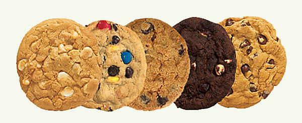 Готовим домашнее печенье.