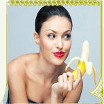 Маска для лица из банана «банановая маска от морщин»