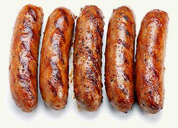 Фото домашней колбасы