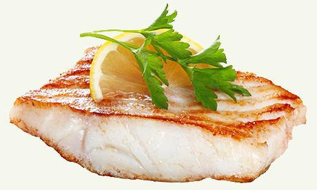 Рыбка с духовки