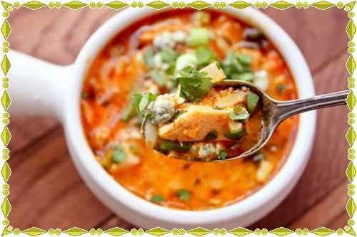 рецепт вкусного супа харчо из курицы
