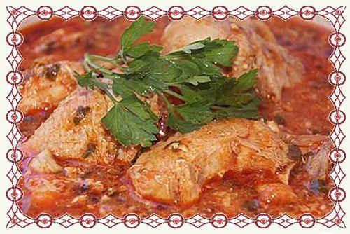 Харчо по-мексикански