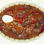 Суп Харчо гречневый