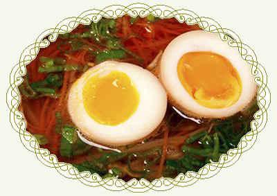 Харчо с яйцом