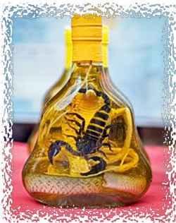 Спиртной Скорпион