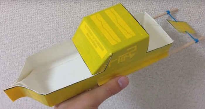 Как сделать спиннер из бумаги без подшипника