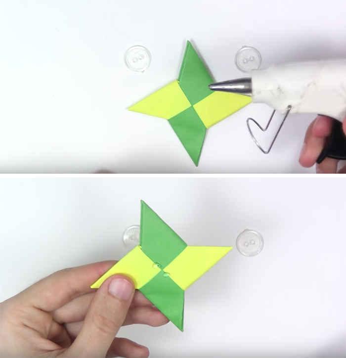 картинки спиннер из бумаги
