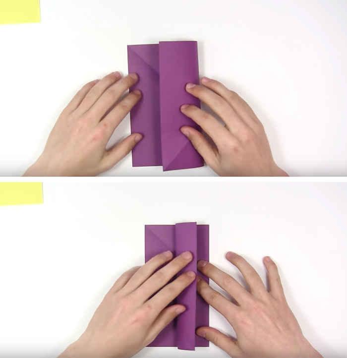 Как сшить бумагу ниткой 73