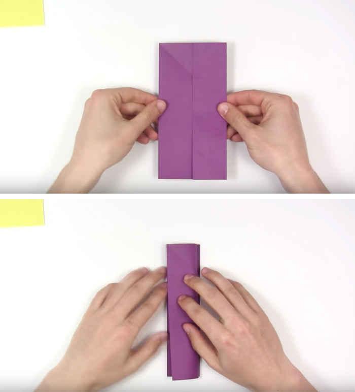 Как сшить бумагу ниткой 6