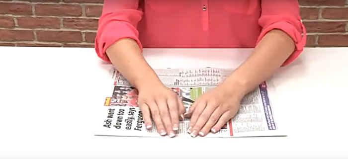 Шапка из бумаги своими руками