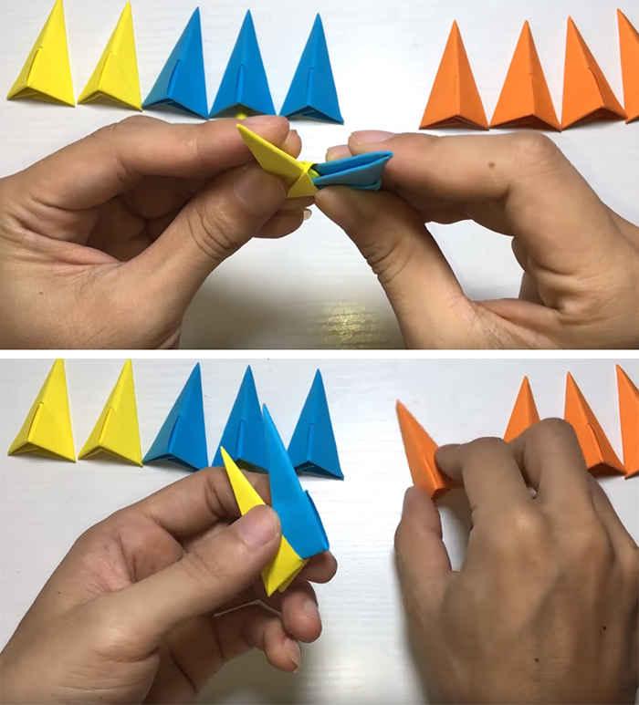 Как сделать из бумаги а4 спиннер 29