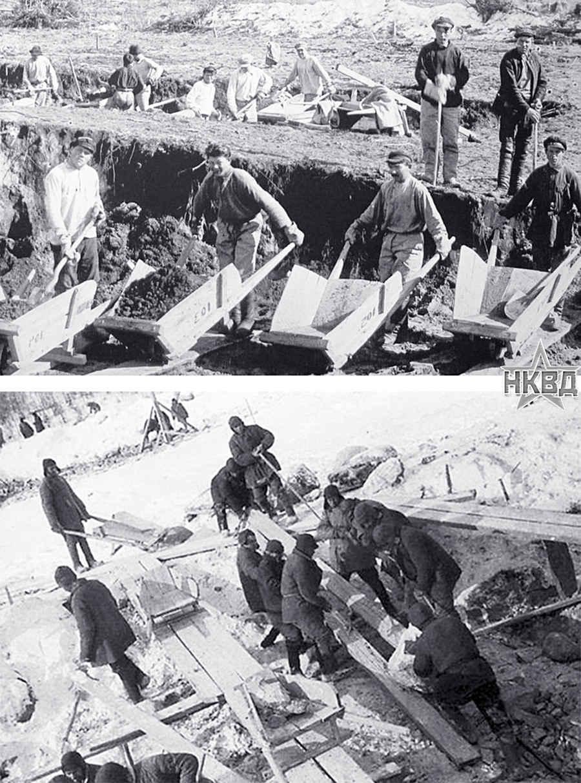 Перевоспитание трудом в Советском союзе