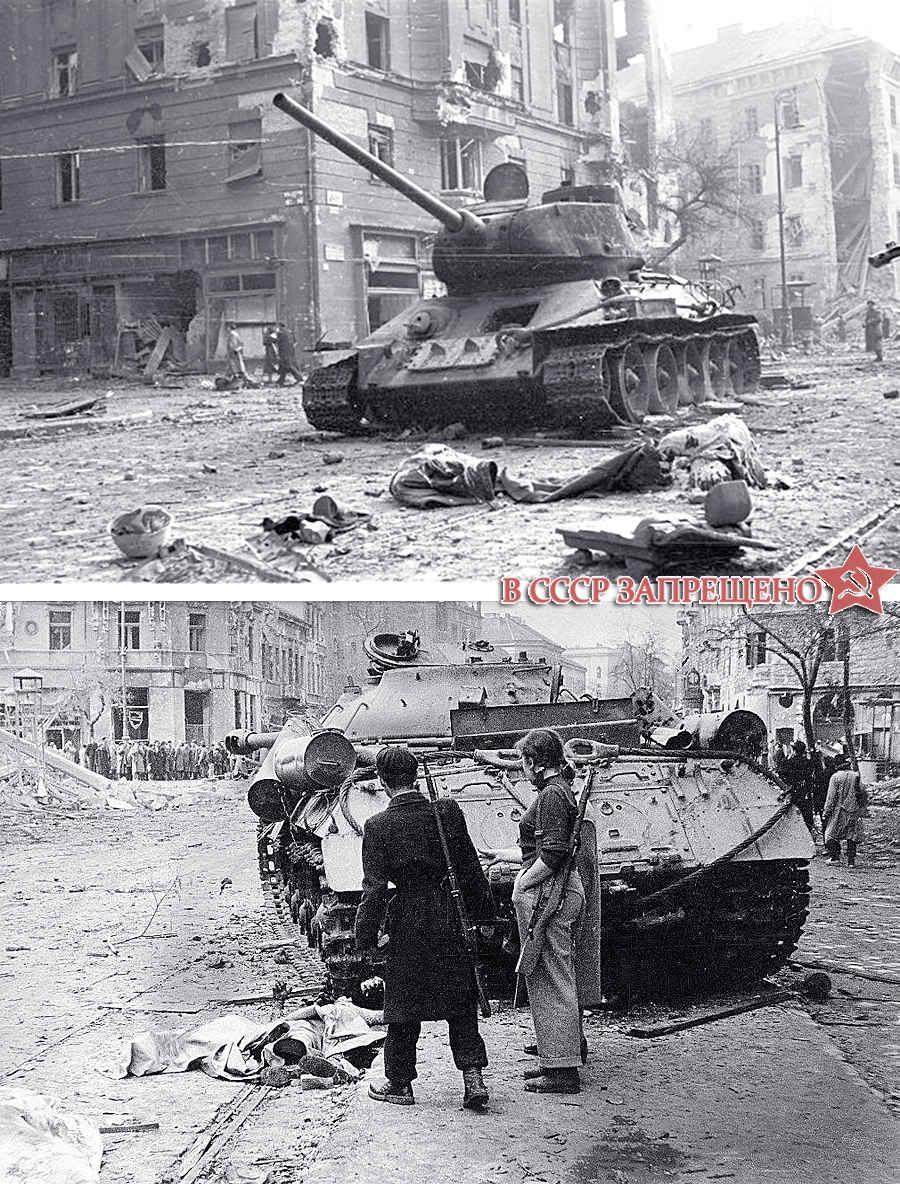 Потери советских войск, которые запрещено показывать