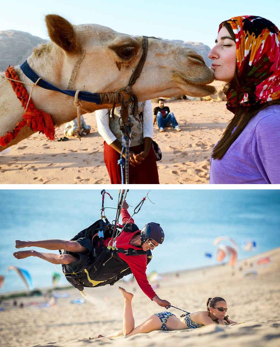 Прикольные фото из Дубая