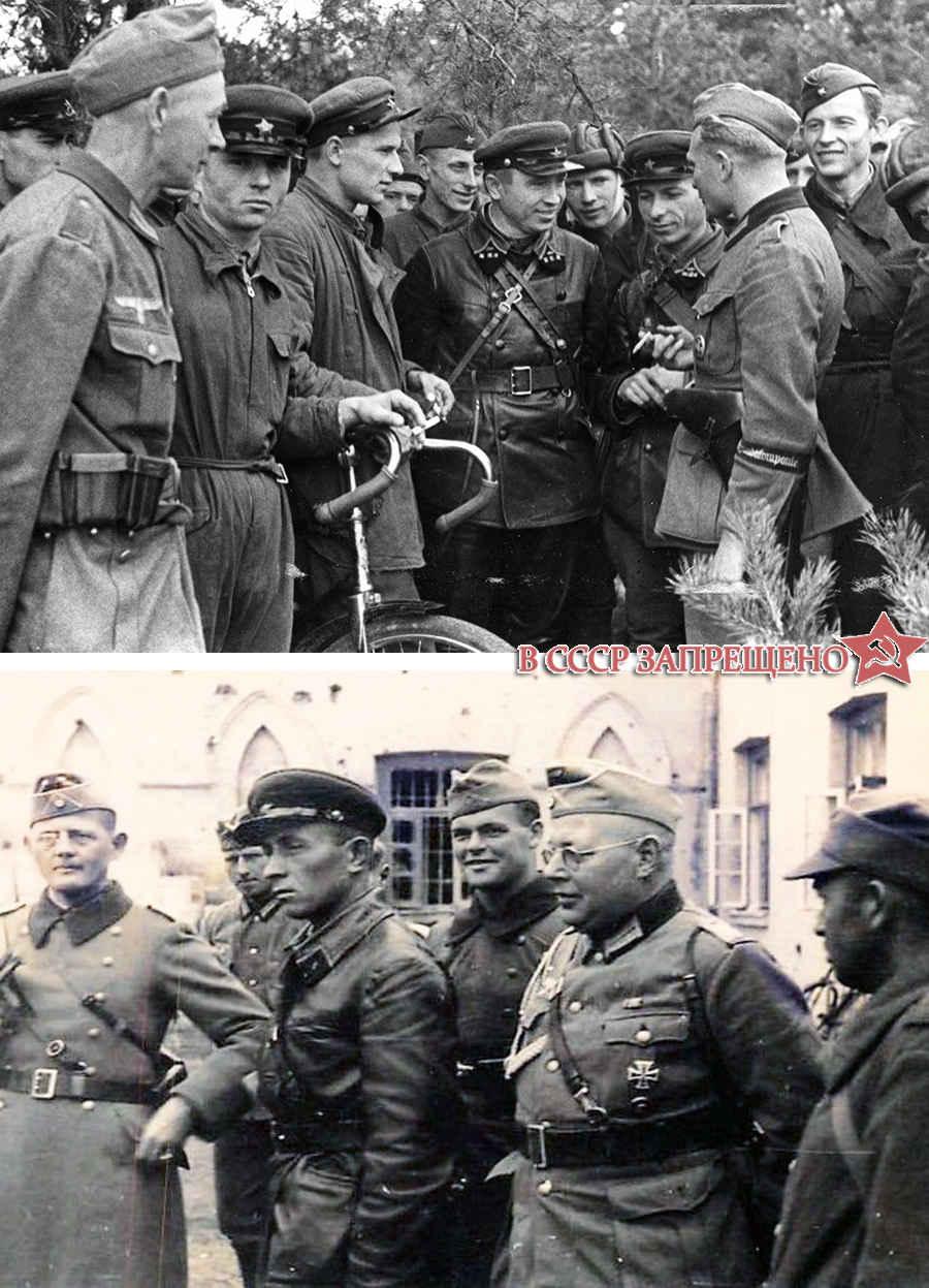 Военные фашистской Германии и СССР