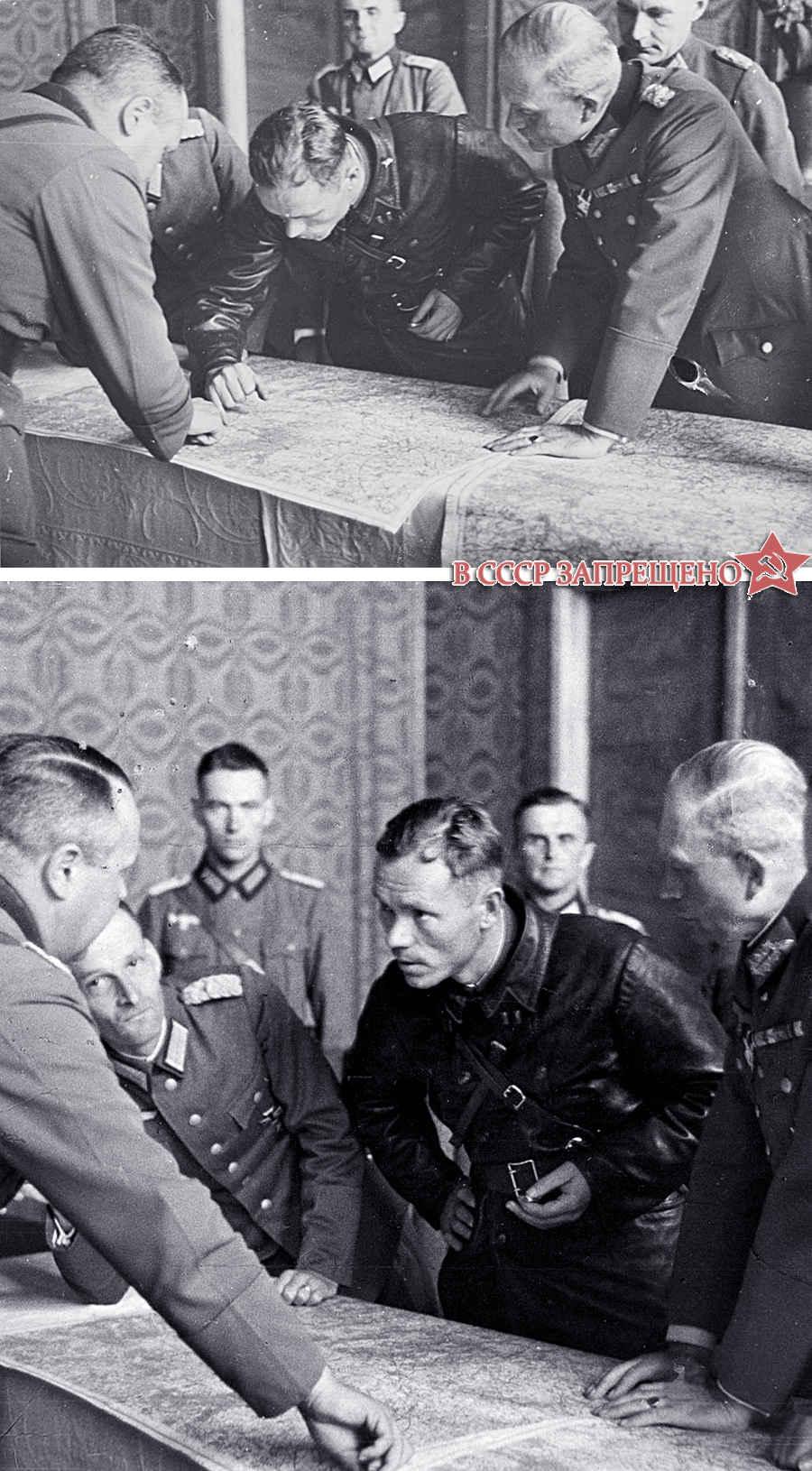 В планах военных - Война!